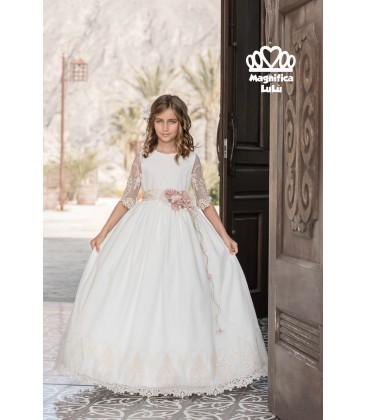 Magnífica Lulú - Vestido de primera comunión