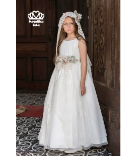 Magnífica Lulù - Vestido de primera comunión
