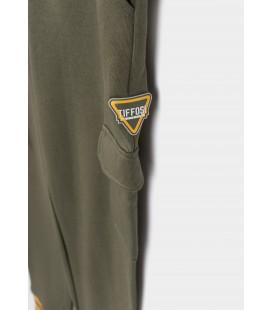 Tiffosi - Pantalón Marijo verde para niño