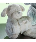 Gamberritos - Perrito manta 80x110 cm