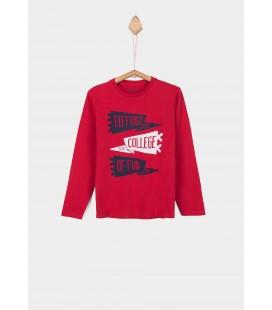 Tiffosi - Camiseta Eurico para niño