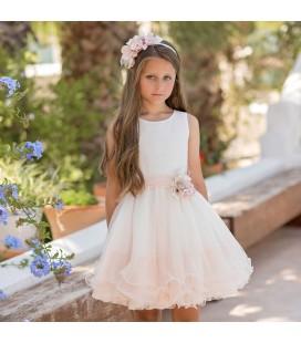 Mimilu Kids - Vestido ceremonia para niña