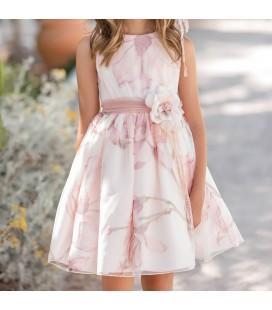 Mimilu Kids - Vestido estampado para niña