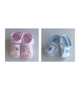 Valentina Bebés - Patucos 100% algodón hechos a mano