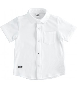 iDo by Miniconf - Camisa blanca para niño