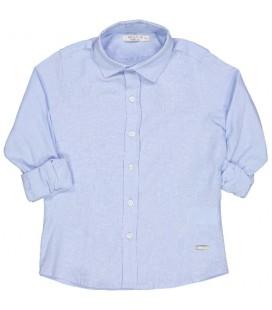 Trybeyond - Camisa azul para niño