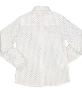 Trybeyond - Camisa blanca para niño