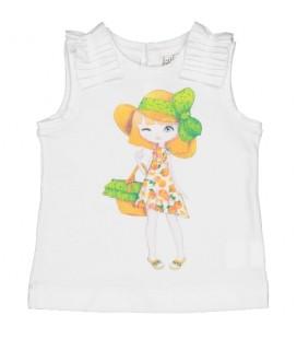 Birba - Camiseta de tirantes para bebé