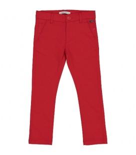 Trybeyond - Pantalón rojo para niño