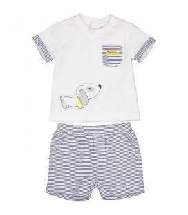Birba - Conjunto perrito para bebé