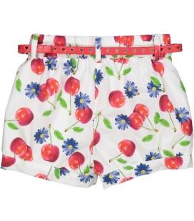 Birba - Shorts cerezas para bebé