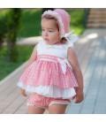 DBB Collection - Vestido + braga para bebé (Sin capota)