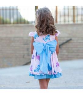 DBB Collection - Vestido mariposas para niña