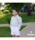 DBB Collection - Conjunto camisa y pantalón para niño