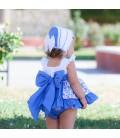 DBB Collection - Vestido + braguita para bebé (sin capota)