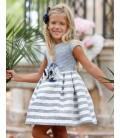 Maalula - Vestido marino para niña