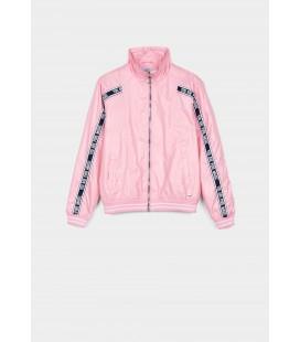 Tiffosi - Cazadora Oceanie rosa para niña