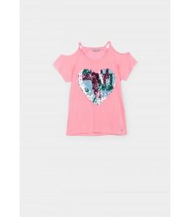 Tiffosi - Camiseta Maldives para niña