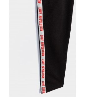Tiffosi - Pantalones England negros para niña