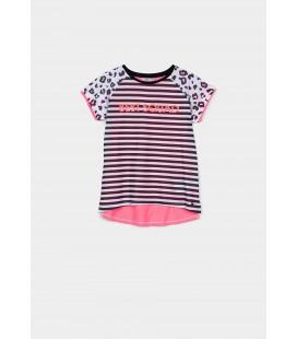 Tiffosi - Camiseta Agra para niña