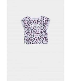 Tiffosi - Camiseta Zulmira blanca para niña