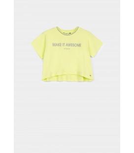 Tiffosi - Camiseta Sweet lima para niña