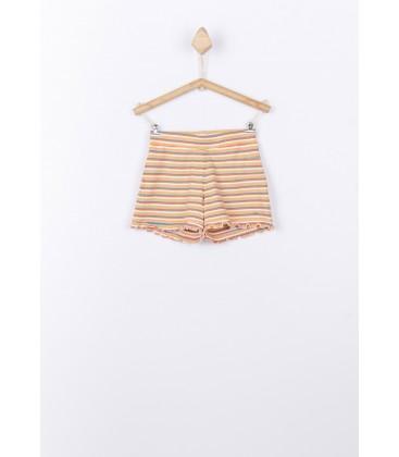 Tiffosi - Shorts Jucka para niña