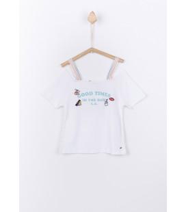 Tiffosi - Camiseta Isabela para niña