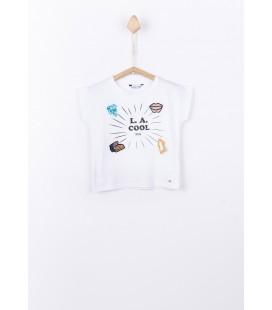 Tiffosi - Camiseta Auchland para niña