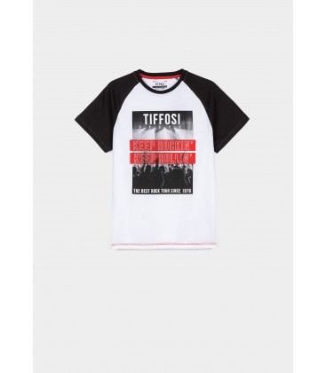 Tiffosi - Camiseta Leandro para niño