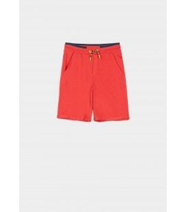 Tiffosi - Bermuda Nuno roja para niño