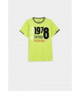 Tiffosi - Camiseta Aragao para niño