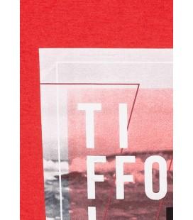 Tiffosi - Camiseta Aimar roja para niño