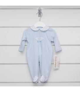 Valentina Bebés - Pijama peces 100% algodón