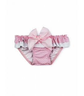 SARDON - Culetín rosa topitos para bebé