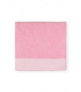 SARDON - Toalla Topitos rosa o celeste
