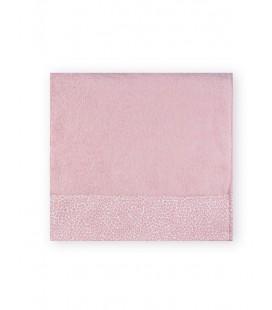 SARDON - Toalla Animal Print rosa o celeste