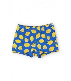 SARDON - Bañador boxer Limones para bebé