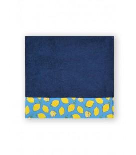 SARDON - Toalla Limones azul