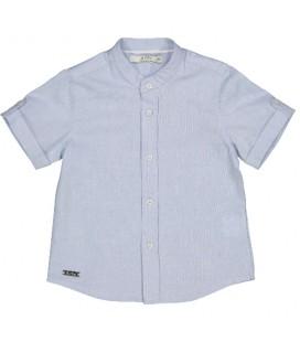 Birba - Camisa azul para bebé