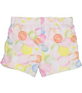 Birba - Pantalón corto estampado para bebé