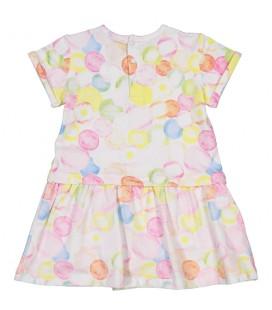 Birba - Vestido multicolor para bebé