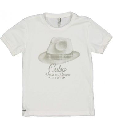 Trybeyond- Camiseta sombrero para niño