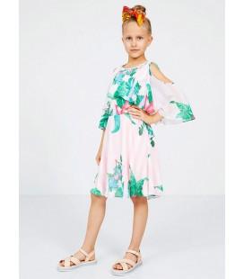 Guess - Vestido estampado para niña de Marciano