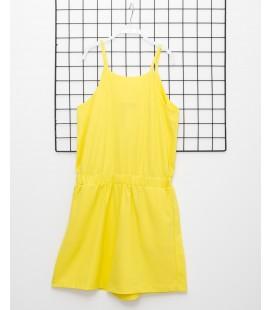 Y-Clu - Buzo amarillo para niña