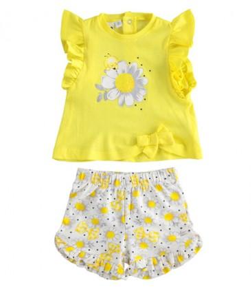 iDo by Miniconf - Conjunto amarillo para bebé
