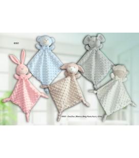 Gamberritos - Doudou infantil para bebé
