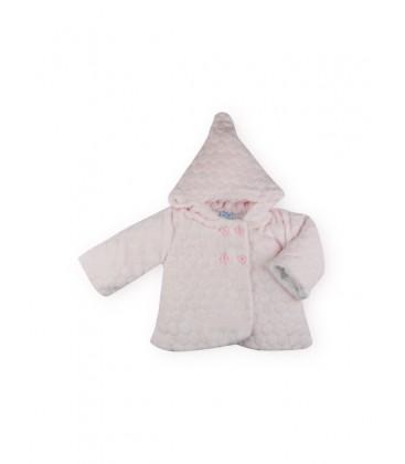 SARDON - Chaquetón modelo Coral para bebé