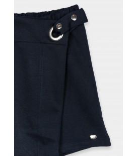 Tiffosi - Shorts Tree azul marino para niña