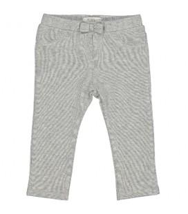 Birba - Legging gris para bebé